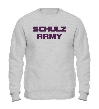 Свитшот Schulz army