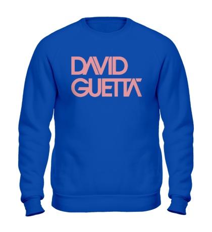 Свитшот David guetta