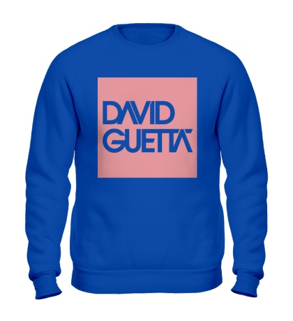 Свитшот David Guetta Square