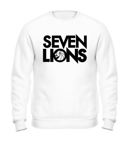 Свитшот Seven Lions