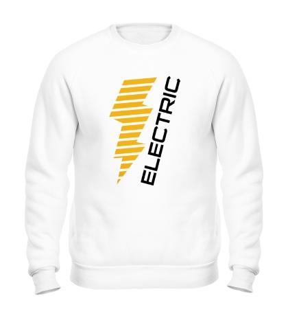 Свитшот Electric Line