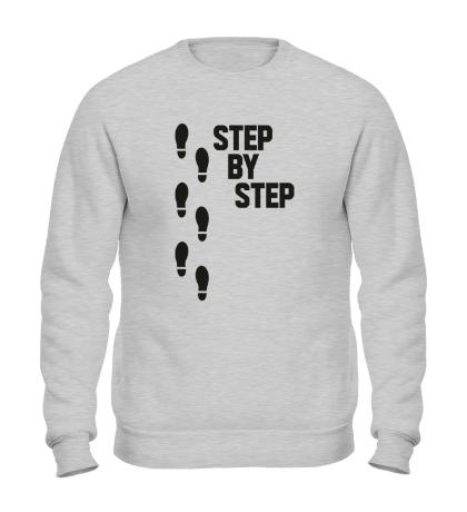 Свитшот Step by Step