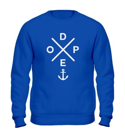 Свитшот Dope Anchor