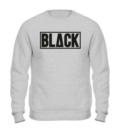 Свитшот Black