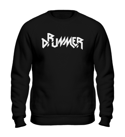 Свитшот Drummer