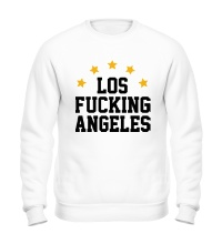 Свитшот Los Fucking Angeles