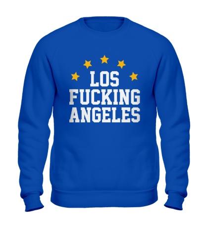 Свитшот Los Fucking Angeles