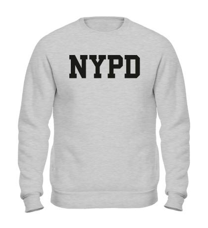 Свитшот NYPD