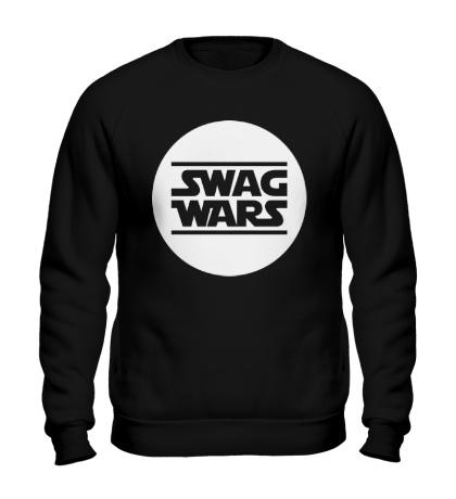 Свитшот Swag Wars