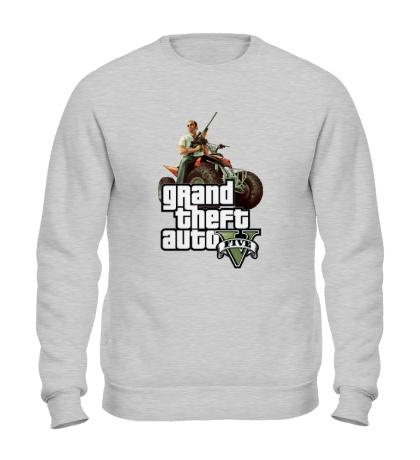 Свитшот GTA 5: Gangster