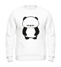 Свитшот Угрюмая панда