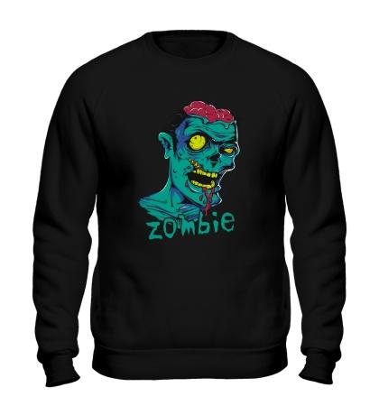 Свитшот Horror Zombie
