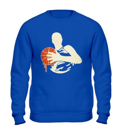 Свитшот Баскетболист