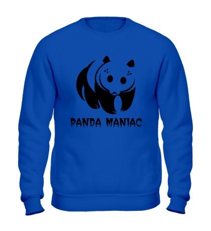 Свитшот Панда маньяк