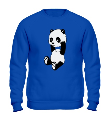 Свитшот Панда без головы