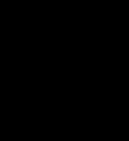 Свитшот Зимний узор с оленями