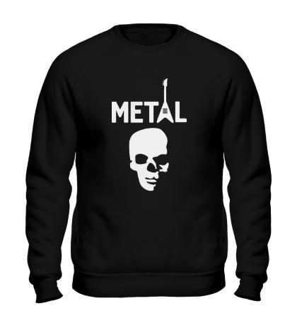 Свитшот Hardcore Metal