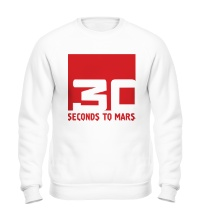 Свитшот 30 Seconds To Mars Logo