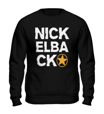 Свитшот Nickelback Star