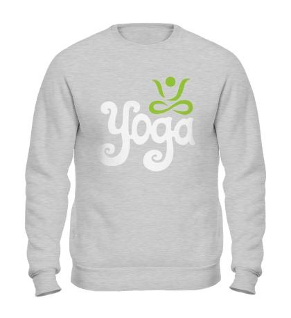 Свитшот Yoga