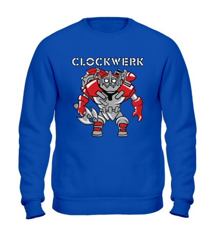 Свитшот Clockwerk