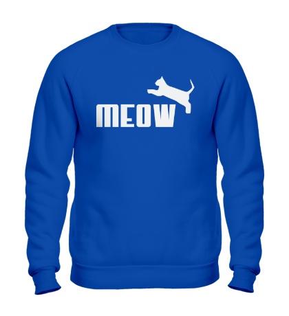 Свитшот Meow