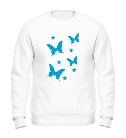 Свитшот Волшебные бабочки
