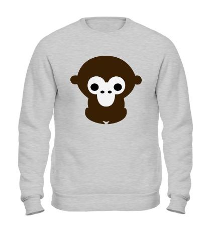 Свитшот Маленькая обезьяна