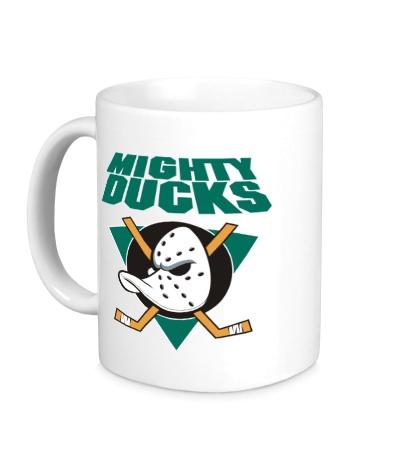 Керамическая кружка Anaheim Mighty Ducks