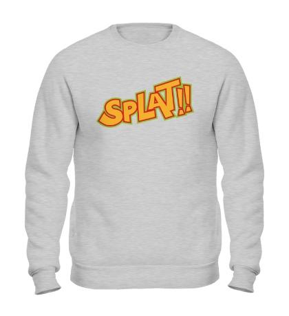 Свитшот Splat