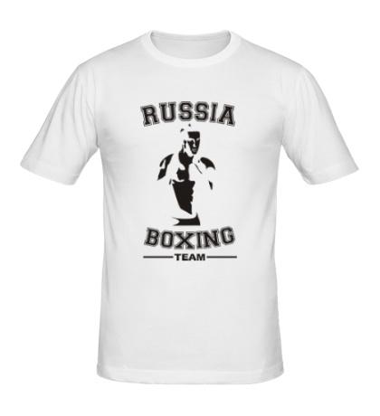 Мужская футболка Russia Boxing Team