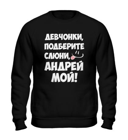 Свитшот Андрей мой