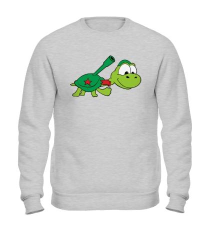 Свитшот Боевая черепаха