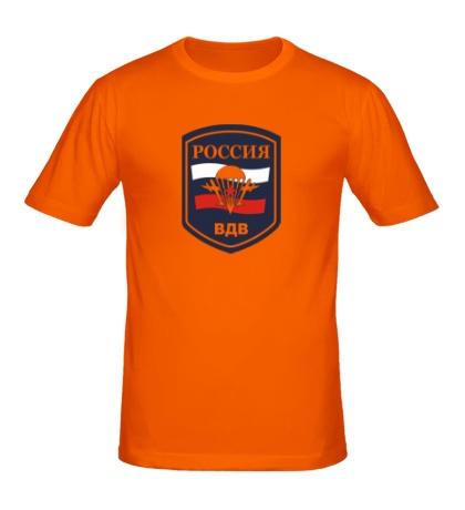 Мужская футболка Нашивка ВДВ