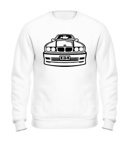 Свитшот BMW E34 Tuning