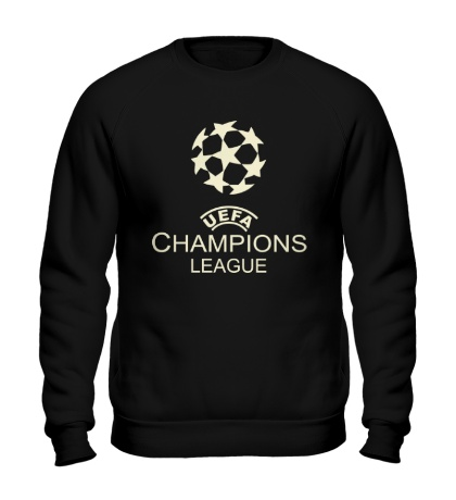 Свитшот UEFA Champions League Glow
