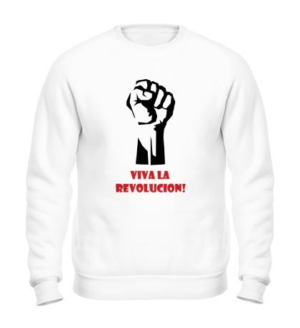 Свитшот Viva La Revolucion