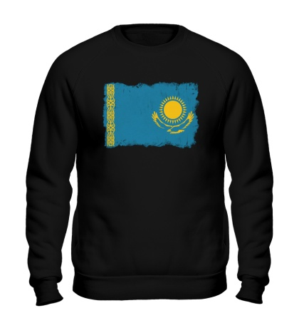 Свитшот Флаг Казахстана