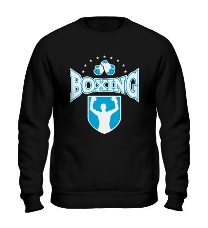 Свитшот Boxing Champion