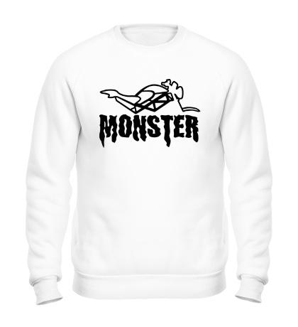 Свитшот Moto Monster