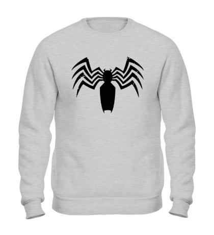 Свитшот Символ Человека-паука