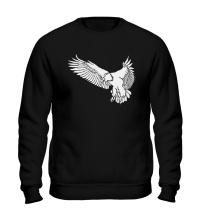 Свитшот Летящий орел