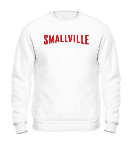 Свитшот Smallville Superman