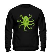 Свитшот Гигантский осьминог