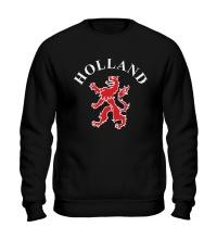Свитшот Голландия лев