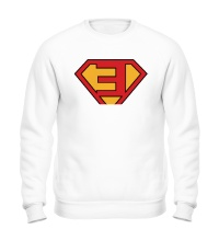 Свитшот Eminem Superhero