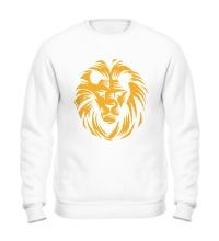 Свитшот Царский лев