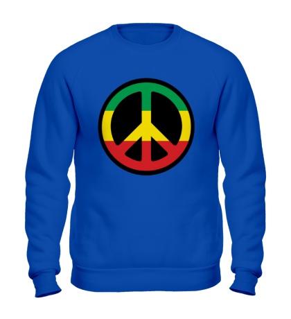 Свитшот Peace Symbol