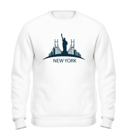 Свитшот «New York»