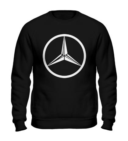 Свитшот «Mercedes Mark»